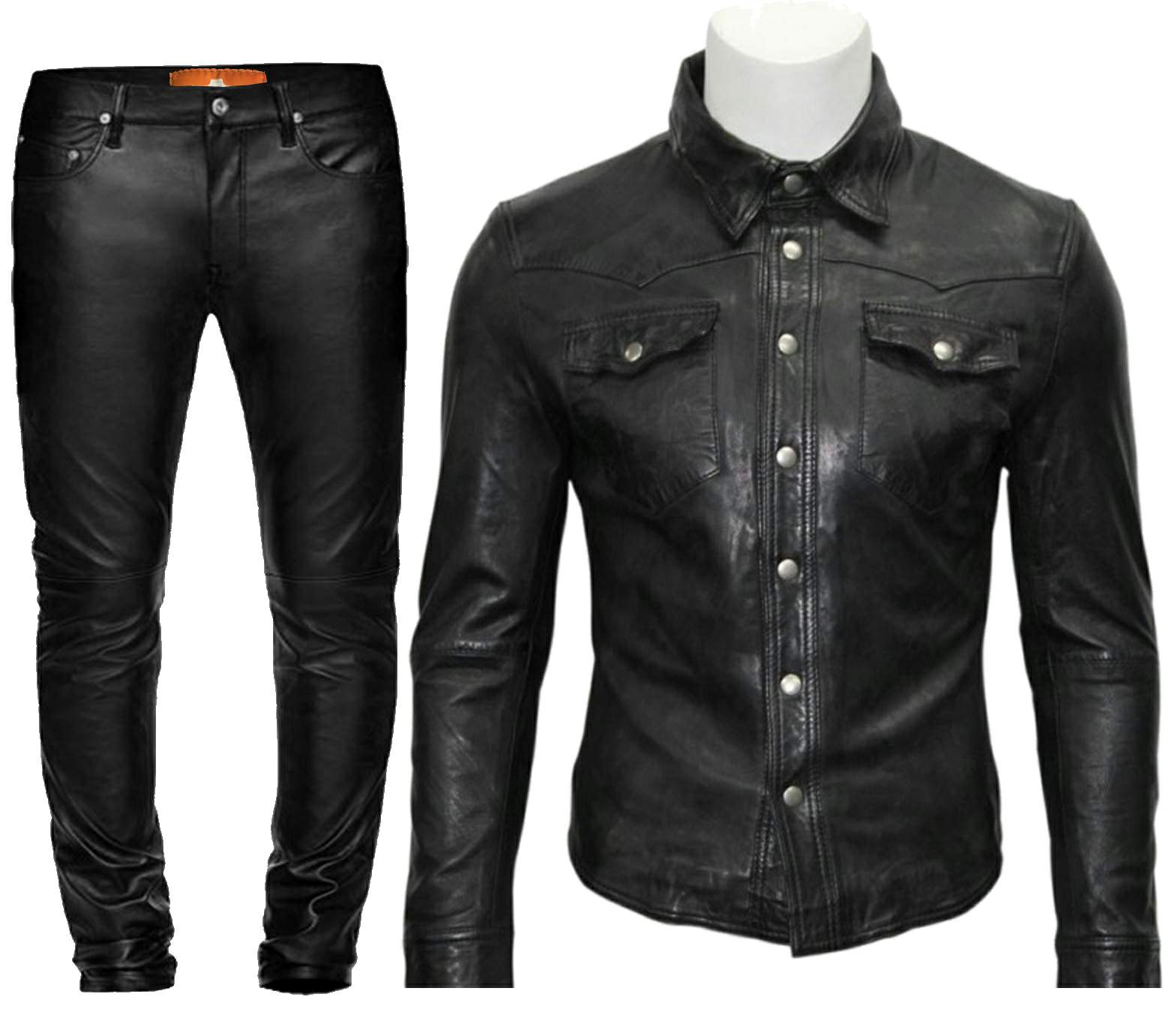 leather-shirt-jean