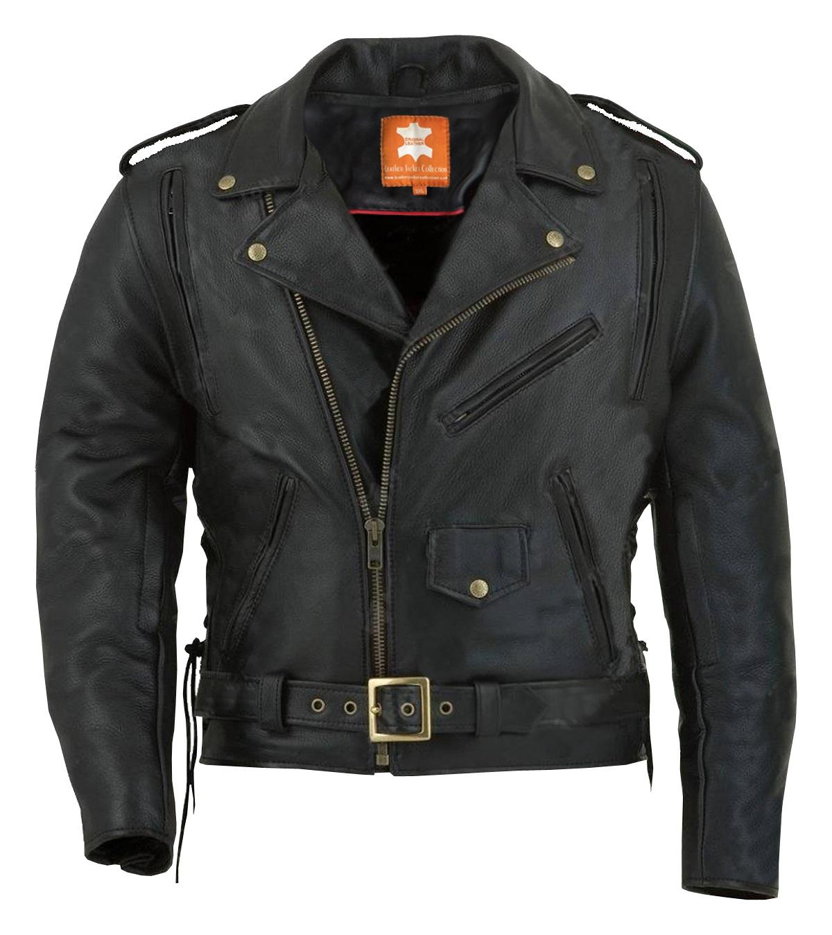 cowhide-biker-jacket best leather jackets