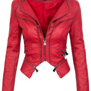 Women's Leather Jackets