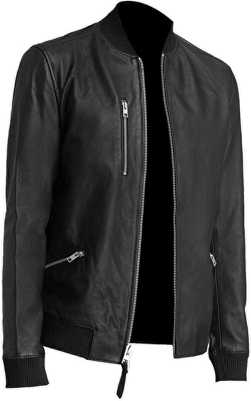 varsity jacket leather jacket
